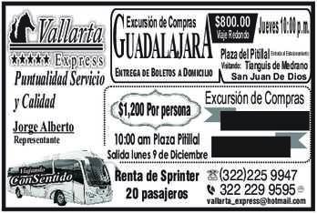 Agencia vallarta express dise%c3%b1o