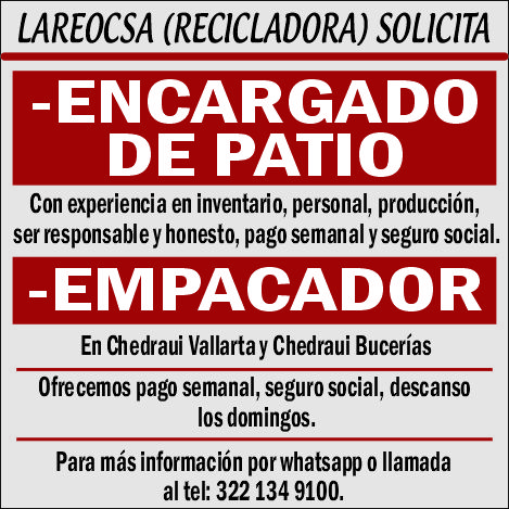 Lareocsa disen%cc%83o
